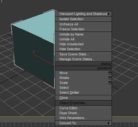 Converting from 3D Studio Max - Panda3D Manual